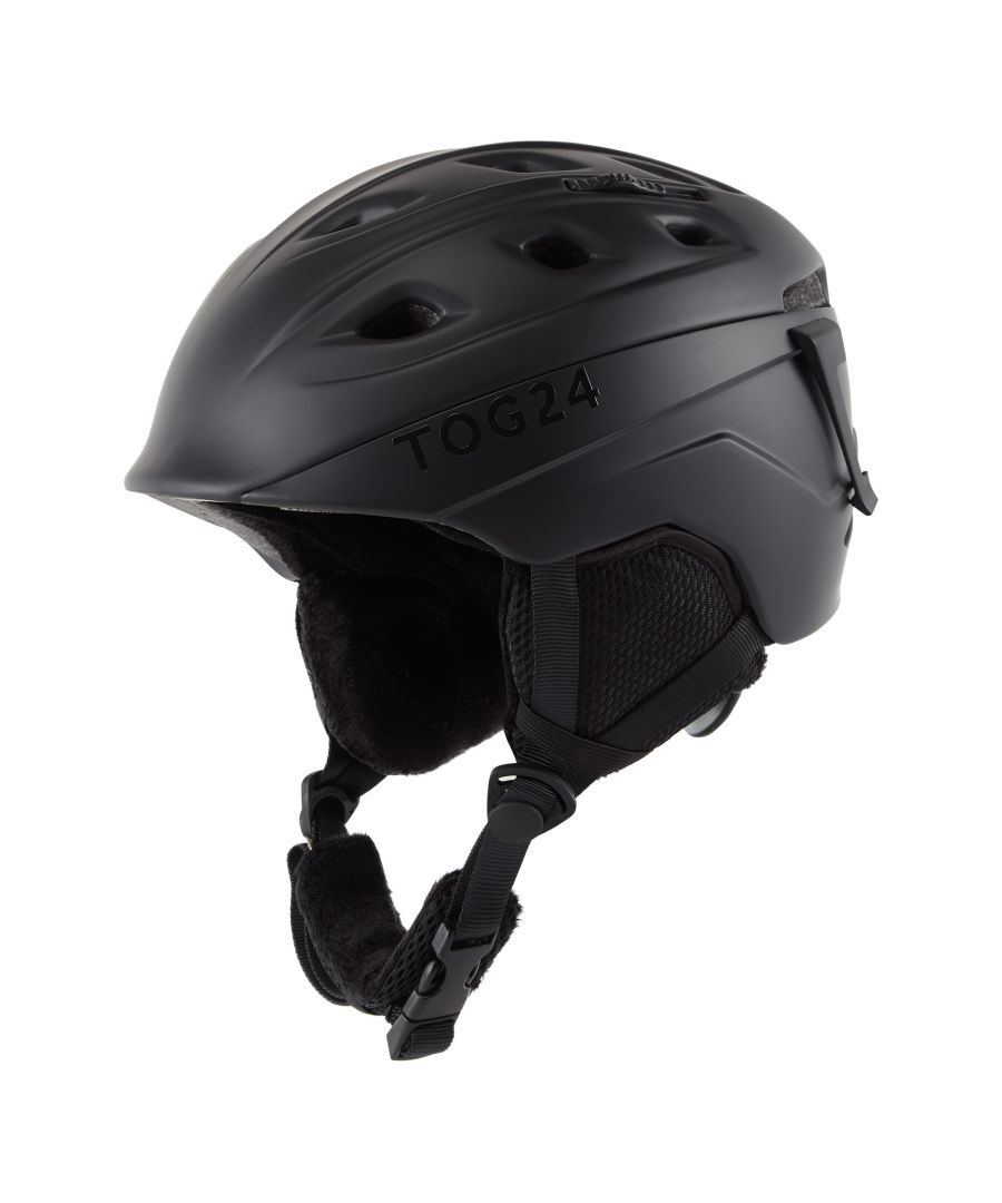 Image for Crag Helmet Black