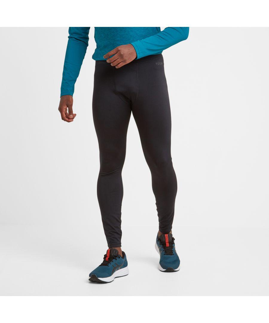 Image for Dewhurst Mens Leggings Black