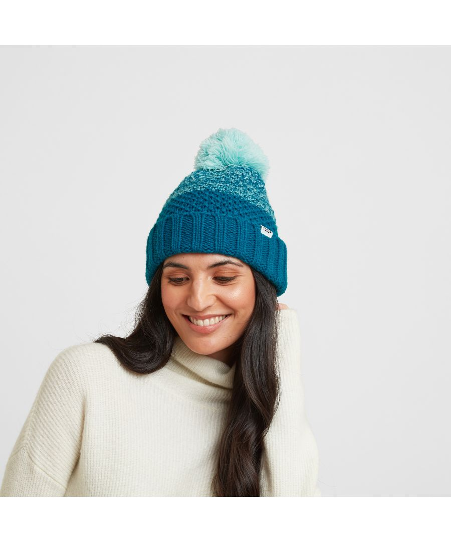 Image for Elcot Knit Hat Pacific Blue