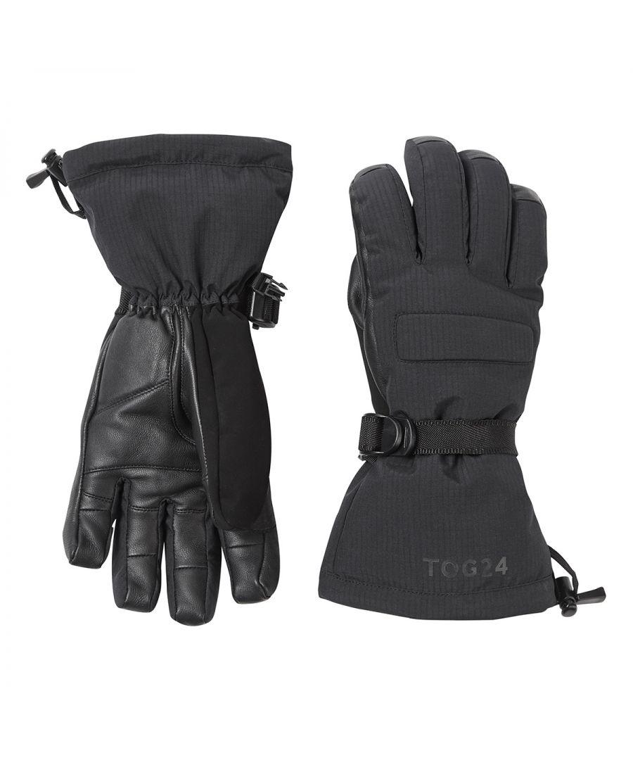 Image for Frickley Waterproof Ski Gloves Black