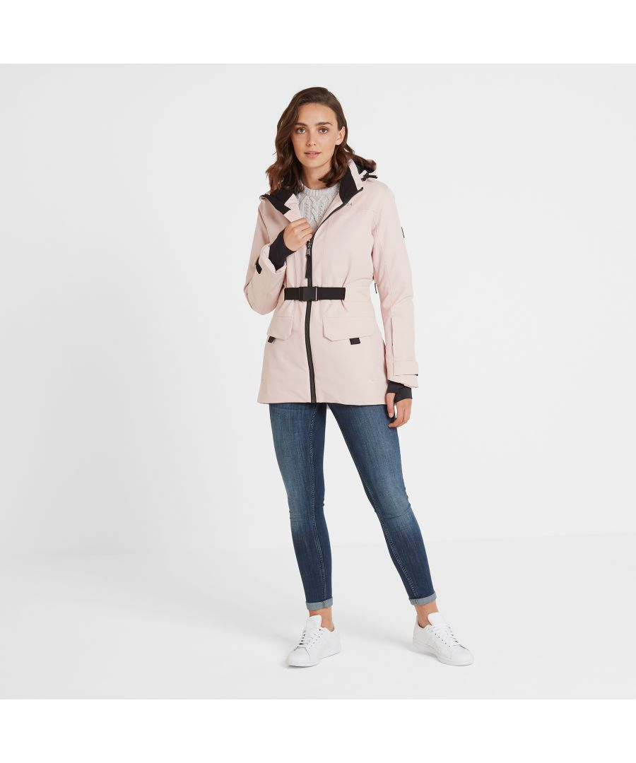 Image for Helmsley Womens Jacket Rose Pink