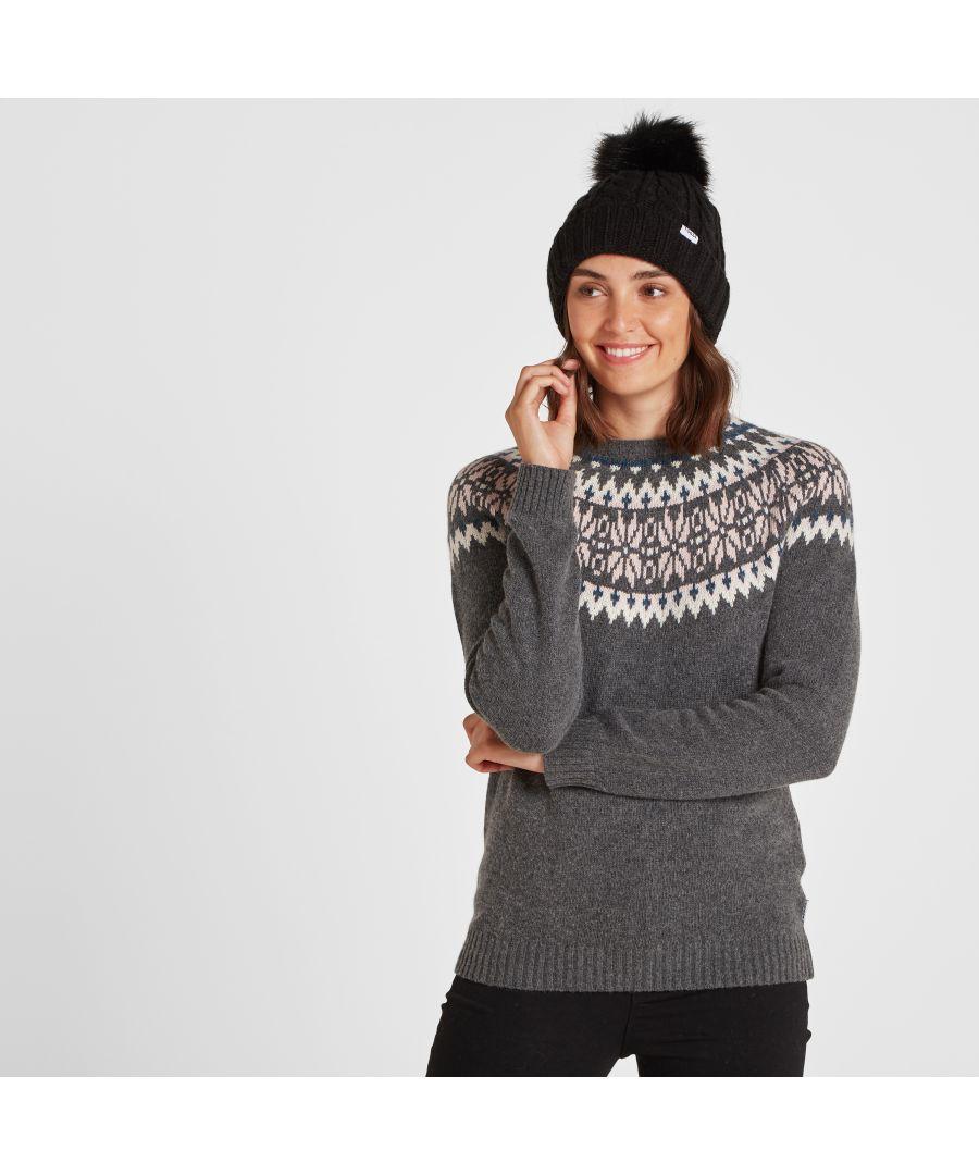 Image for Leedon Knit Hat Black