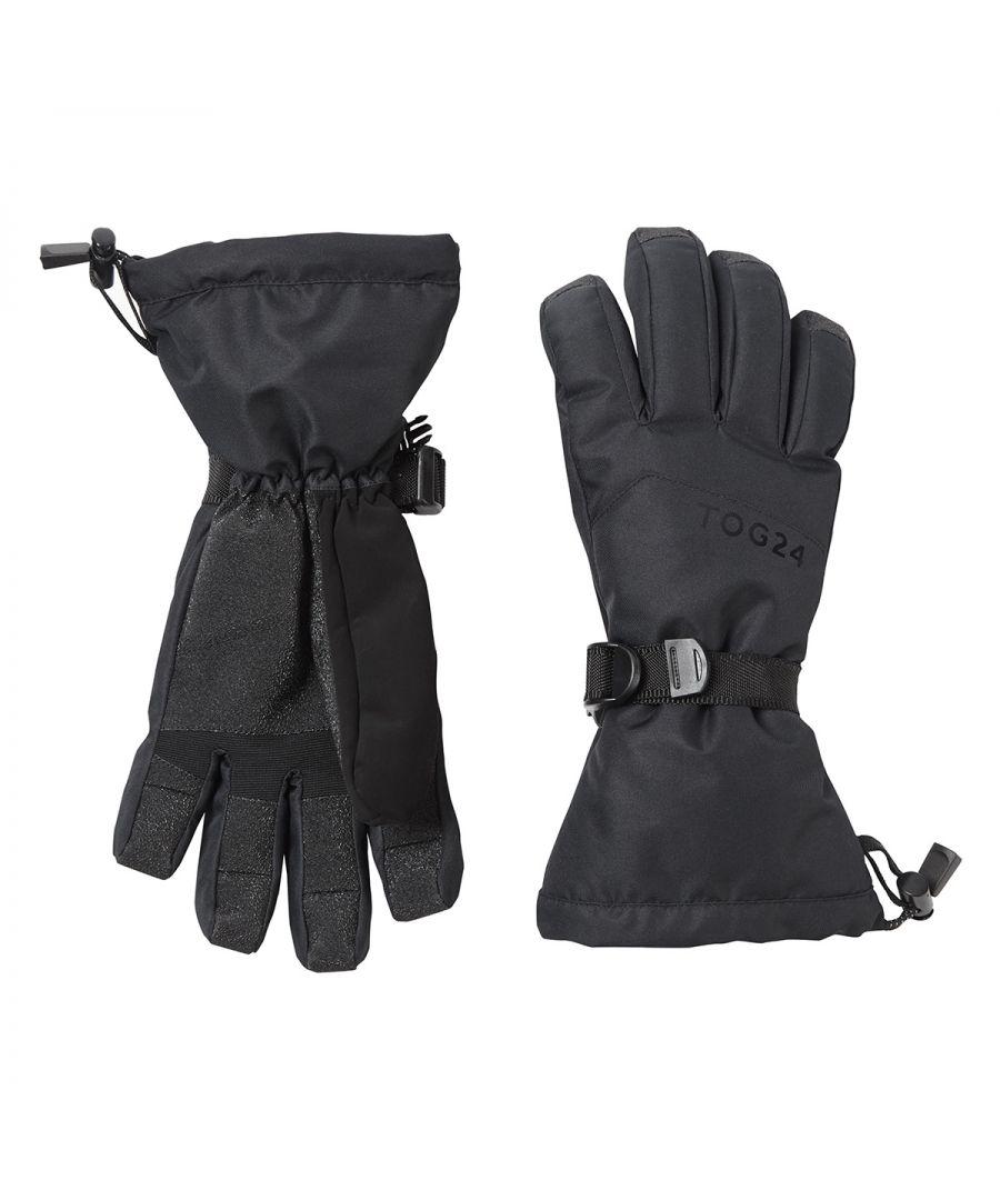 Image for Lockton Waterproof Ski Gloves Black