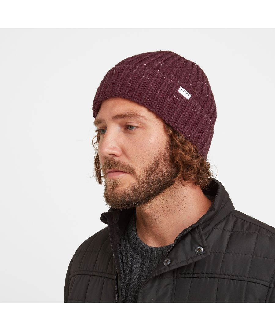 Image for Oxley Knit Hat Maroon