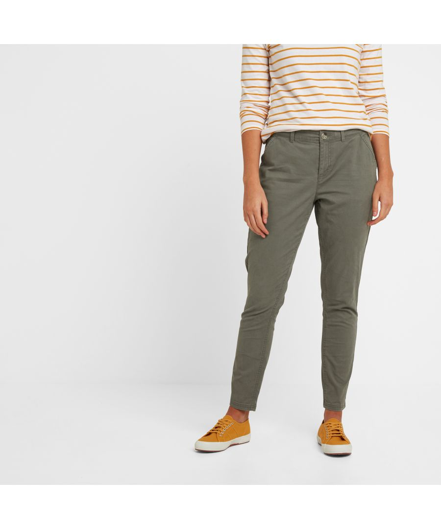 Image for Pickering Womens Trousers Khaki
