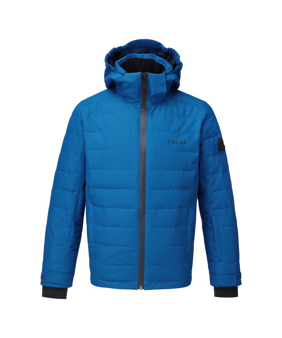 Image for Rocky Kids Waterproof Insulated Ski Jacket Royal