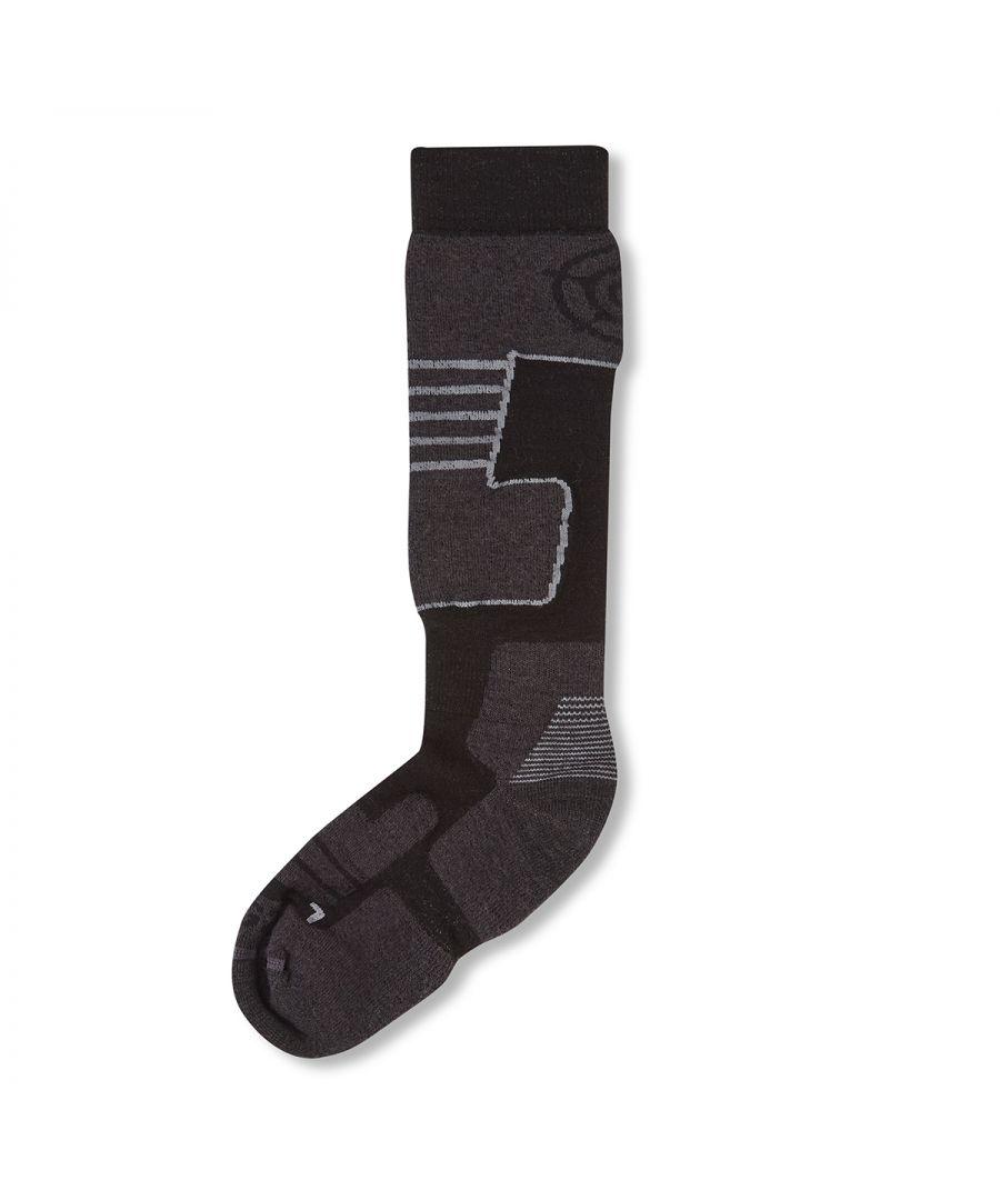 Image for Scheffau Merino Ski Socks Black
