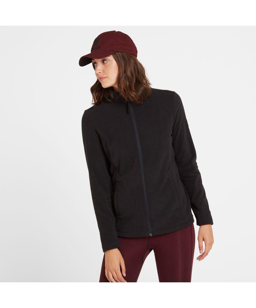 Image for Shire Womens Fleece Jacket Black