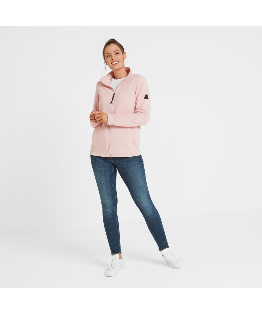 Image for Shire Womens Fleece Jacket Rose Pink