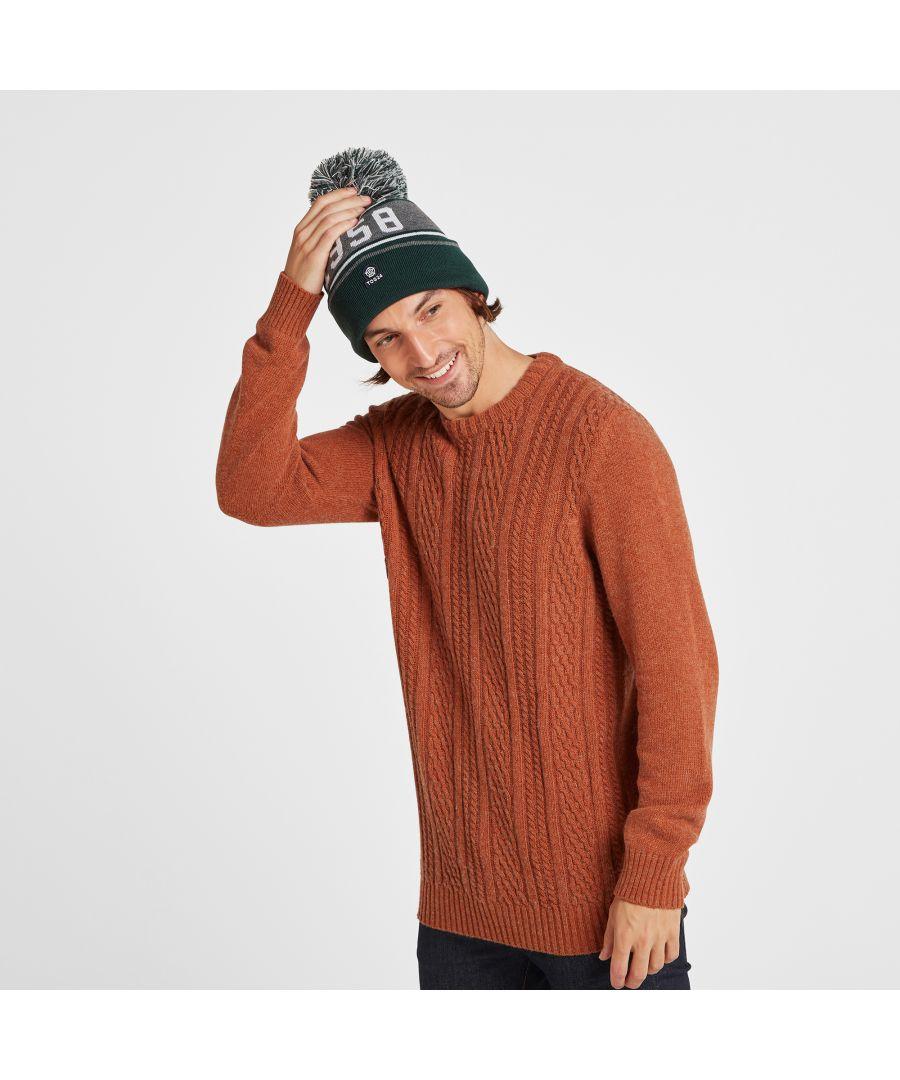 Image for Tebworth Knit Hat Forest