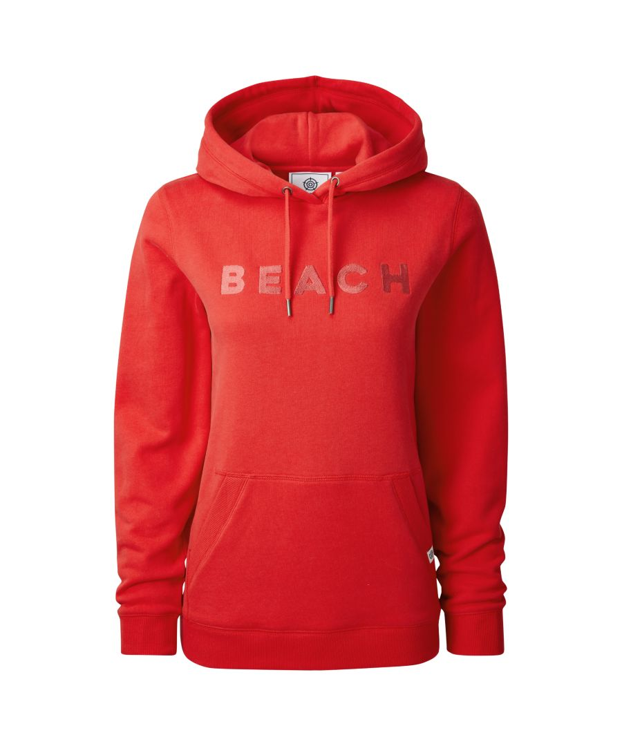 Image for Willow Womens Hoody Dark Coral