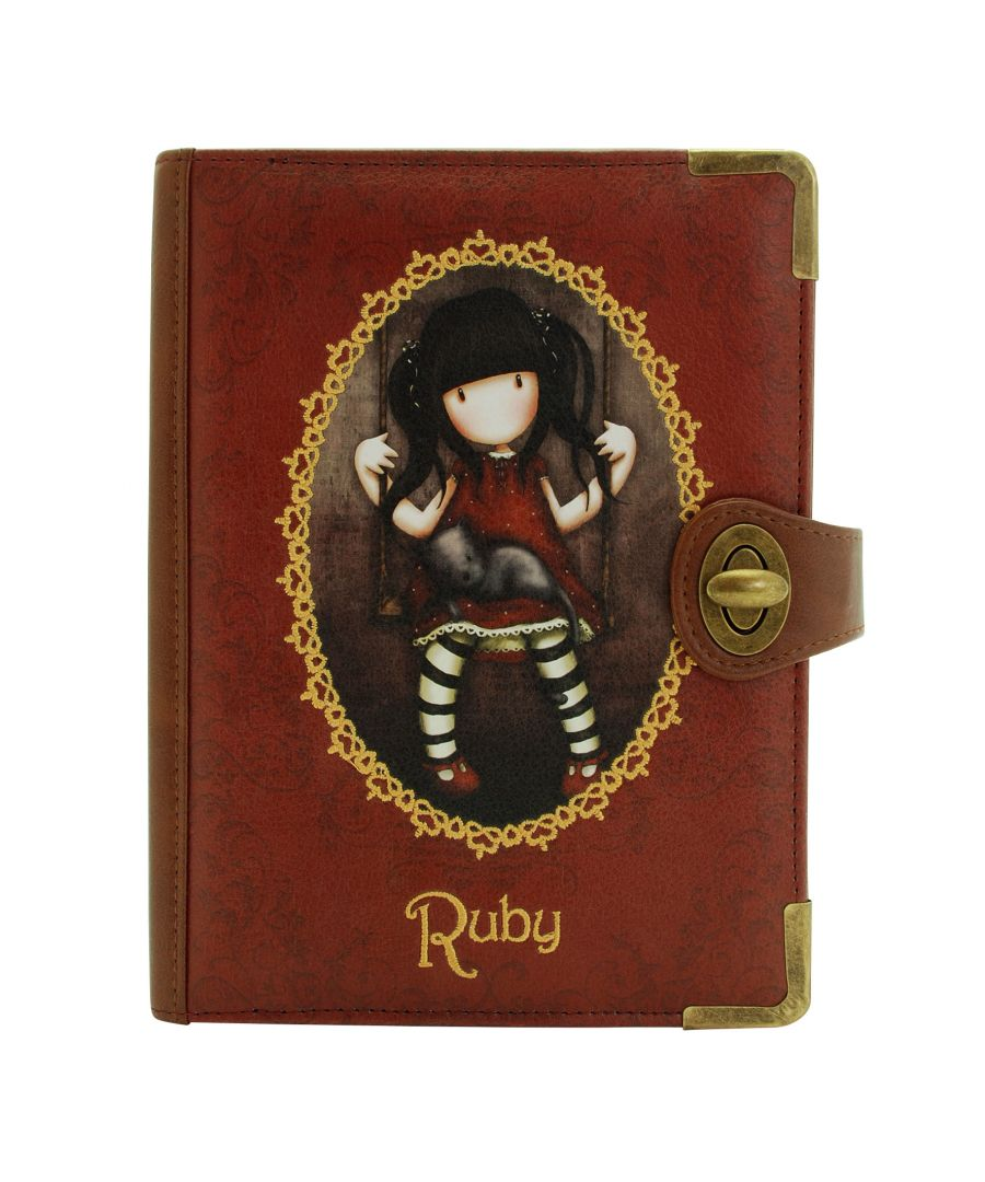 Image for Chronicles Clutch Bag - Ruby