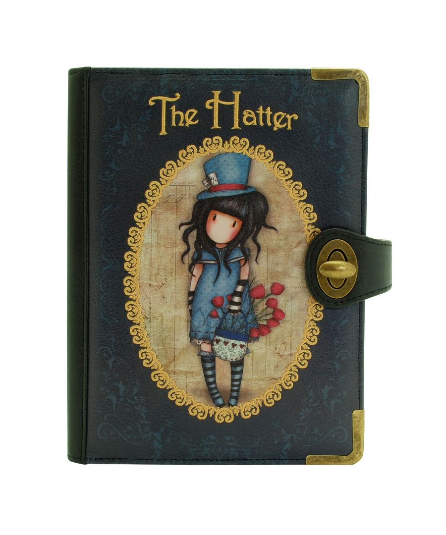 Image for Chronicles Clutch Bag - the Hatter