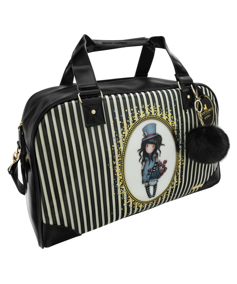 Image for Gorjuss Stripes - Weekender Bag
