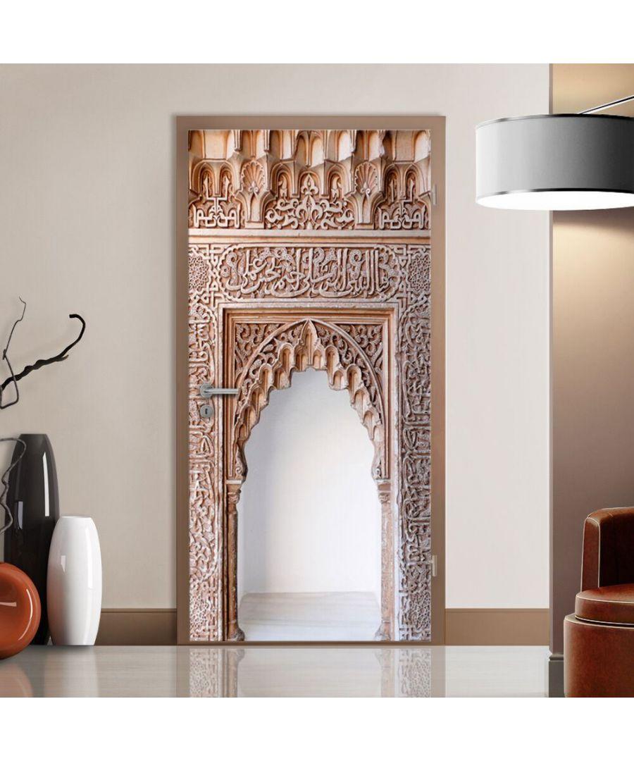 Image for Wall of Ornaments Door Mural Wall & Door Mural Stickers Self-adhesive DIY