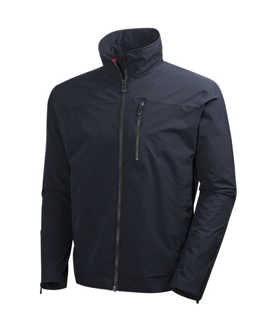 Image for Helly Hansen Mens Ask Crew Waterproof Breathable Sailing Jacket
