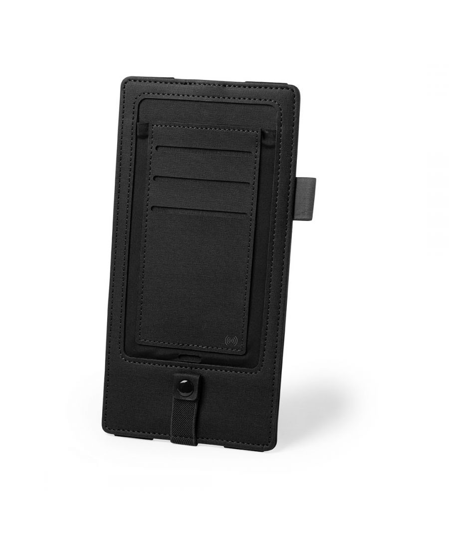 Image for Organizer with Wireless charger Black