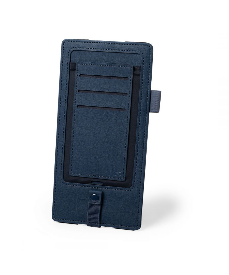 Image for Organizer with Wireless charger Blue