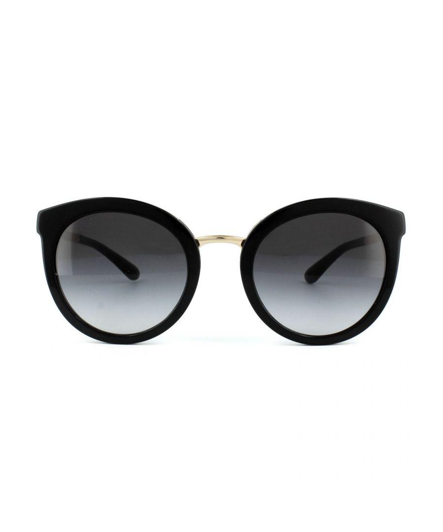 Image for Dolce & Gabbana Sunglasses 4268 501/8G Black Grey Gradient