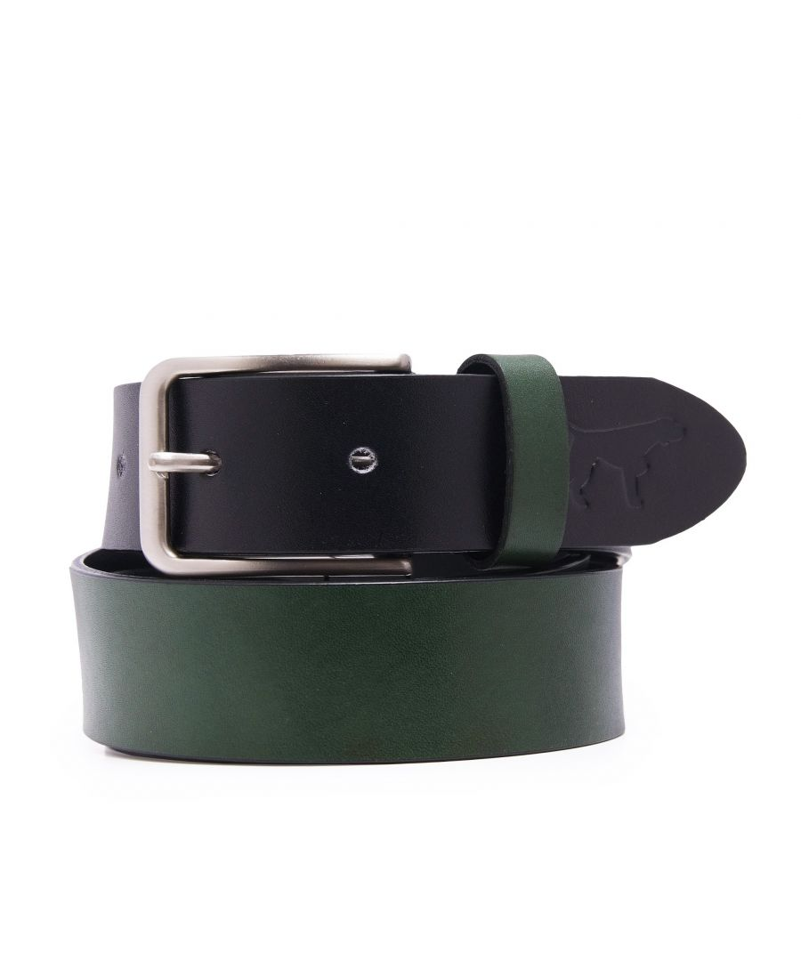 Image for Leather Belt Bicolor for Men Castellanisimos