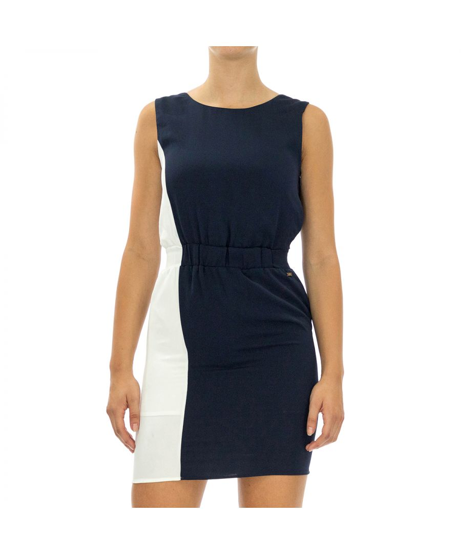 Image for Armani Exchange Women's Sleeveless Dress in Multicolor