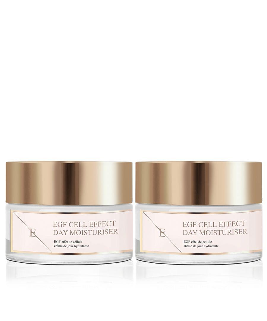 Image for EGF Cell Effect Day Moisturiser + EGF Cell Effect Night Moisturiser + Rose Blossom Facial Oil 30ml