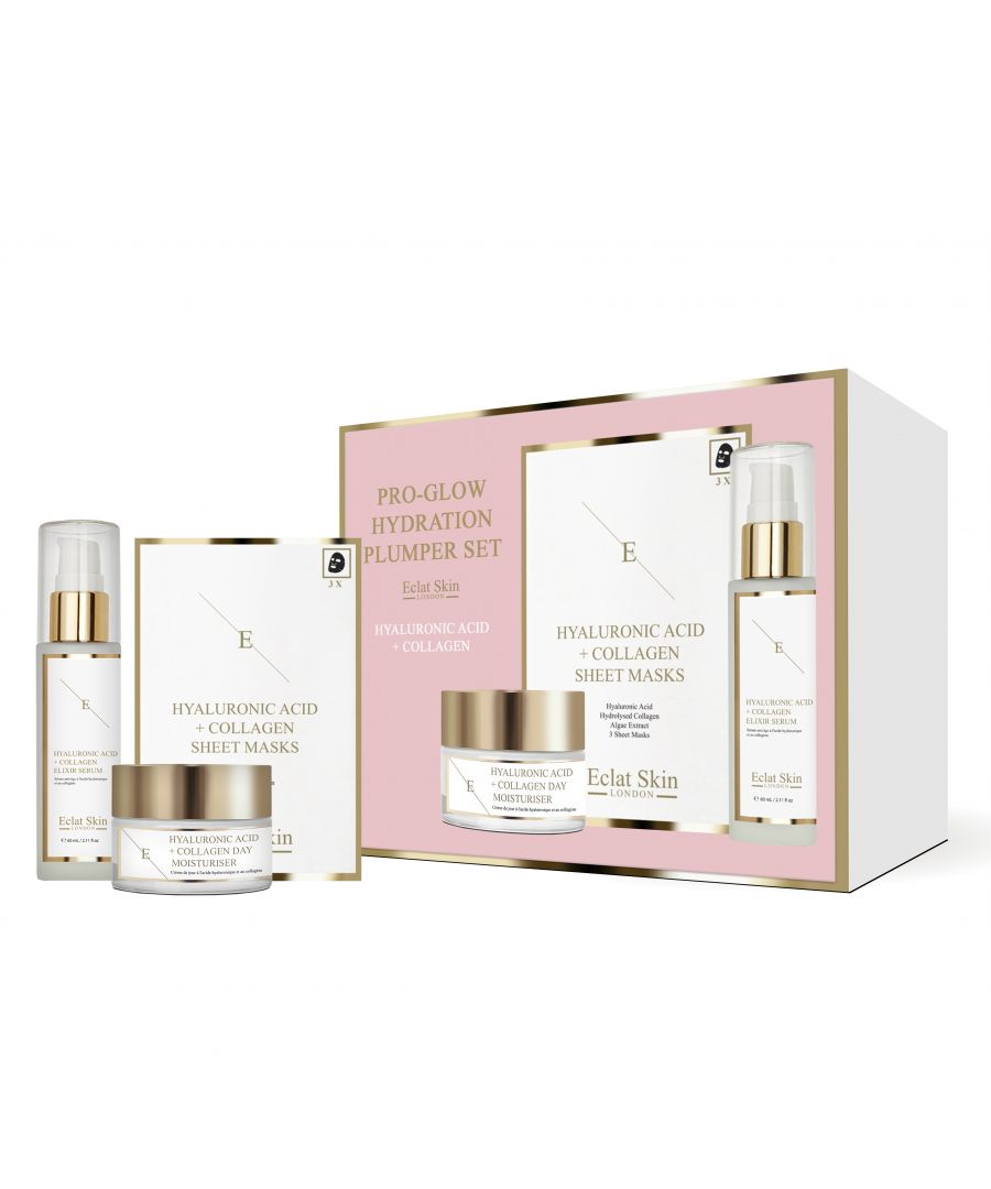 Image for Pro-Glow Hydration Plumper Full Set (Limited Edition)