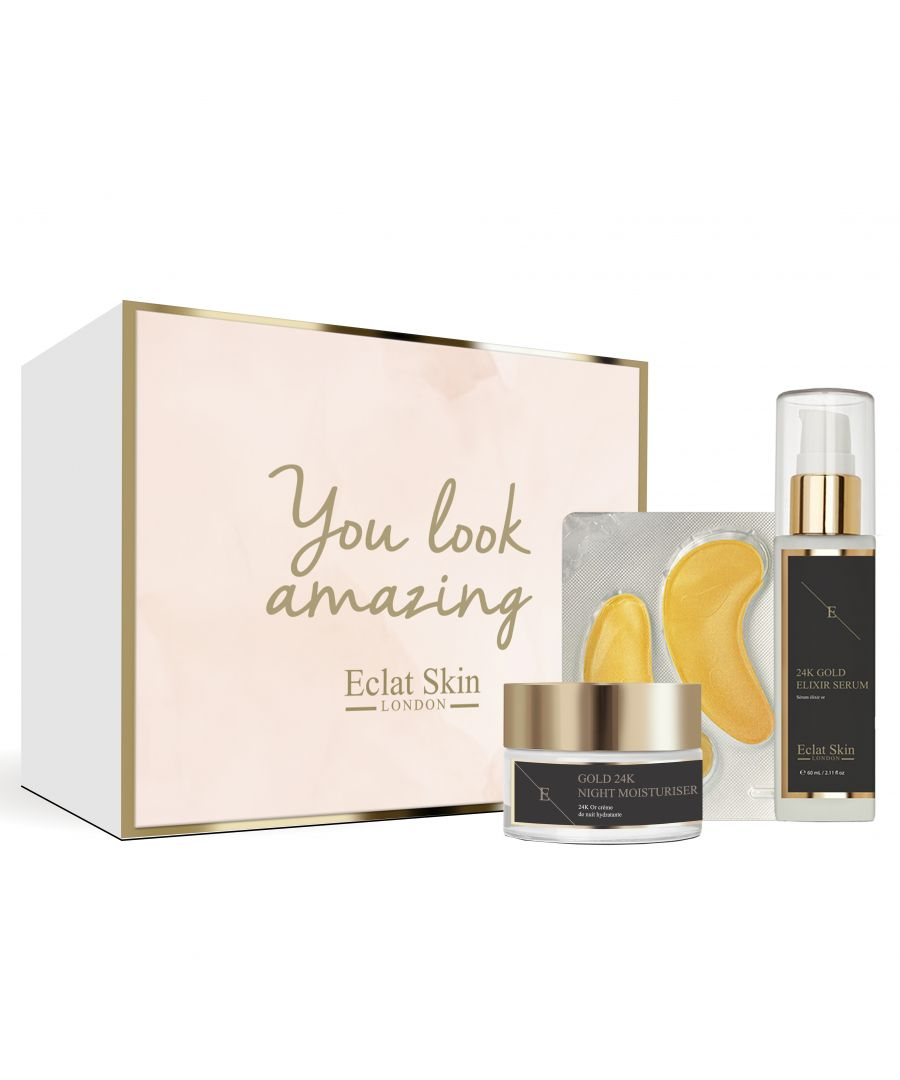 Image for Giftbox Set - 24K Gold Anti-Wrinkle Retinol Skincare Set (Universal Kit)