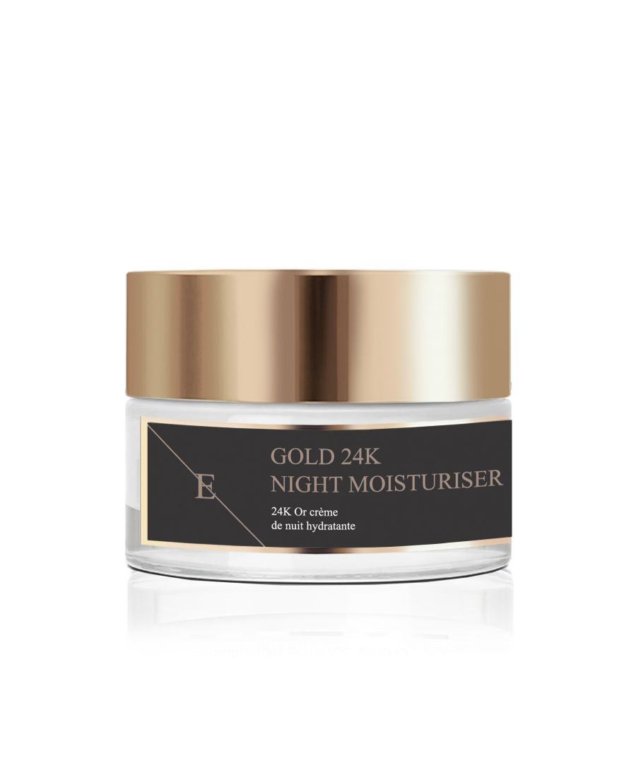 Image for Anti-Wrinkle Night Moisturiser 24K Gold - 50ml