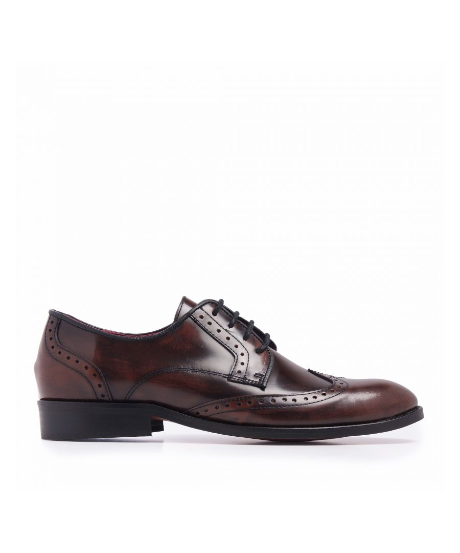 Image for Leather Blucher Shoes for Men Castellanisimos
