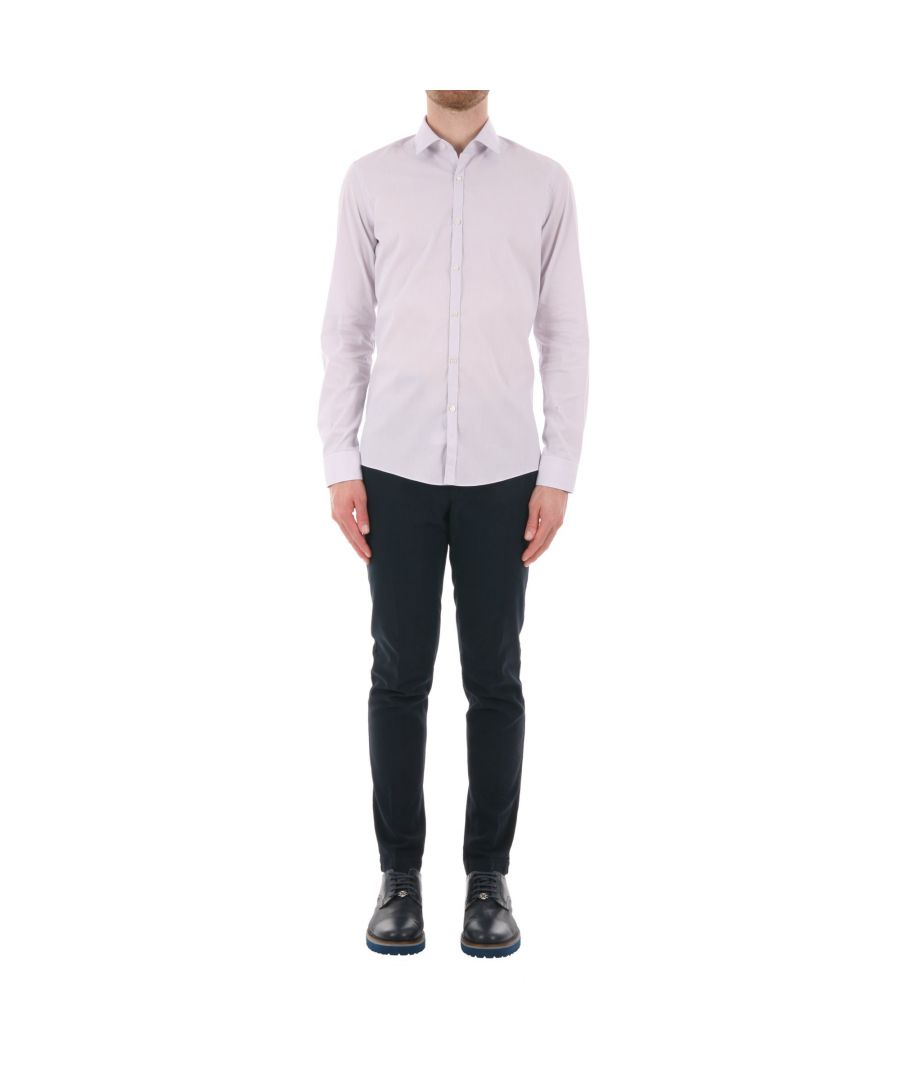 Image for UNGARO MEN'S B3MAGOOL0U31521 GREY COTTON SHIRT
