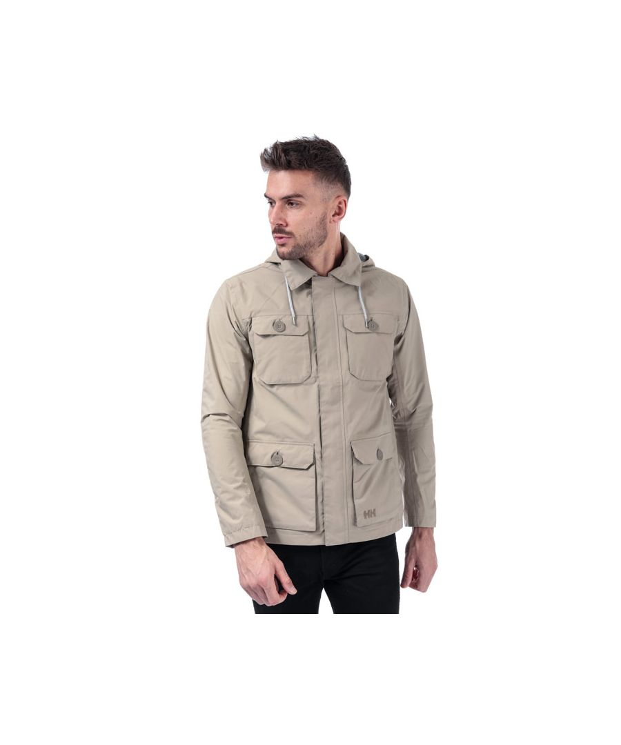 Image for Men's Helly Hansen Kobe Field Jacket in Sand