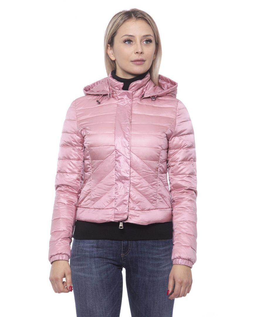 Image for 19V69 Italia Rosa Pink Jackets Coat