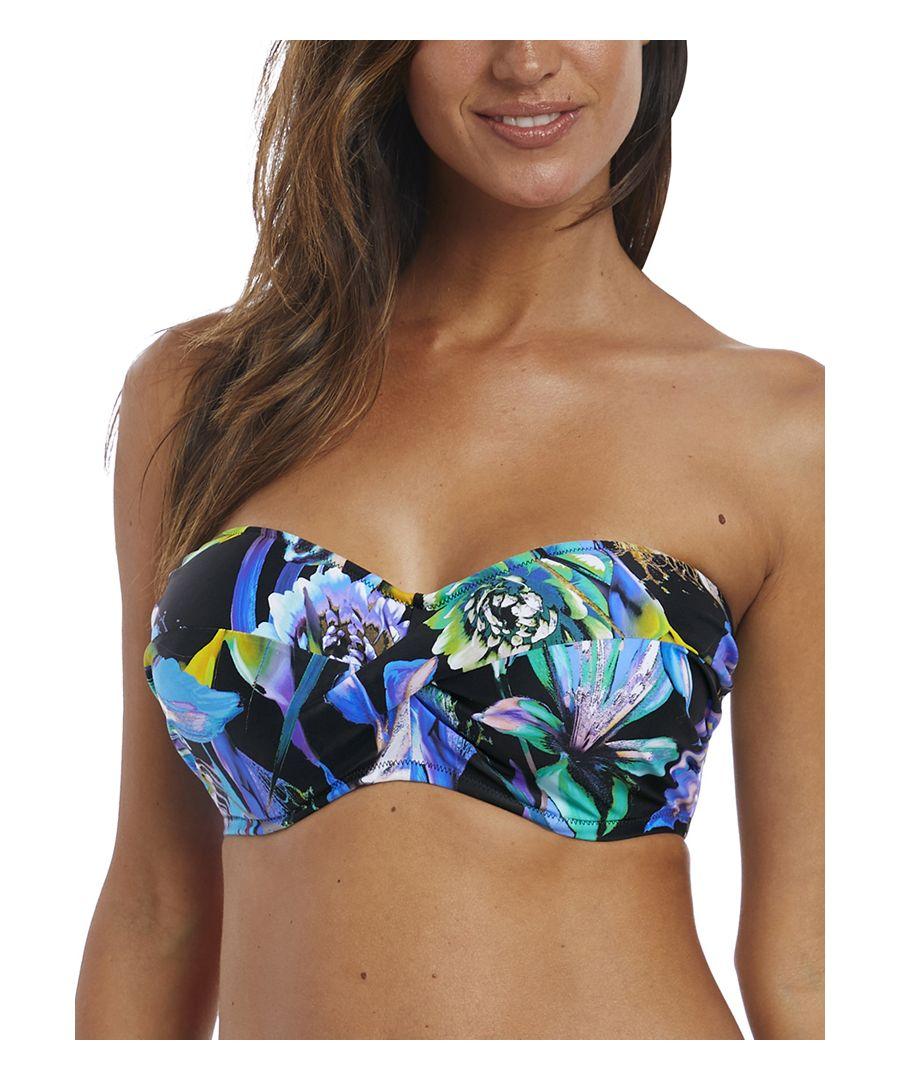 Image for Paradise Bay Bandeau Bikini Top