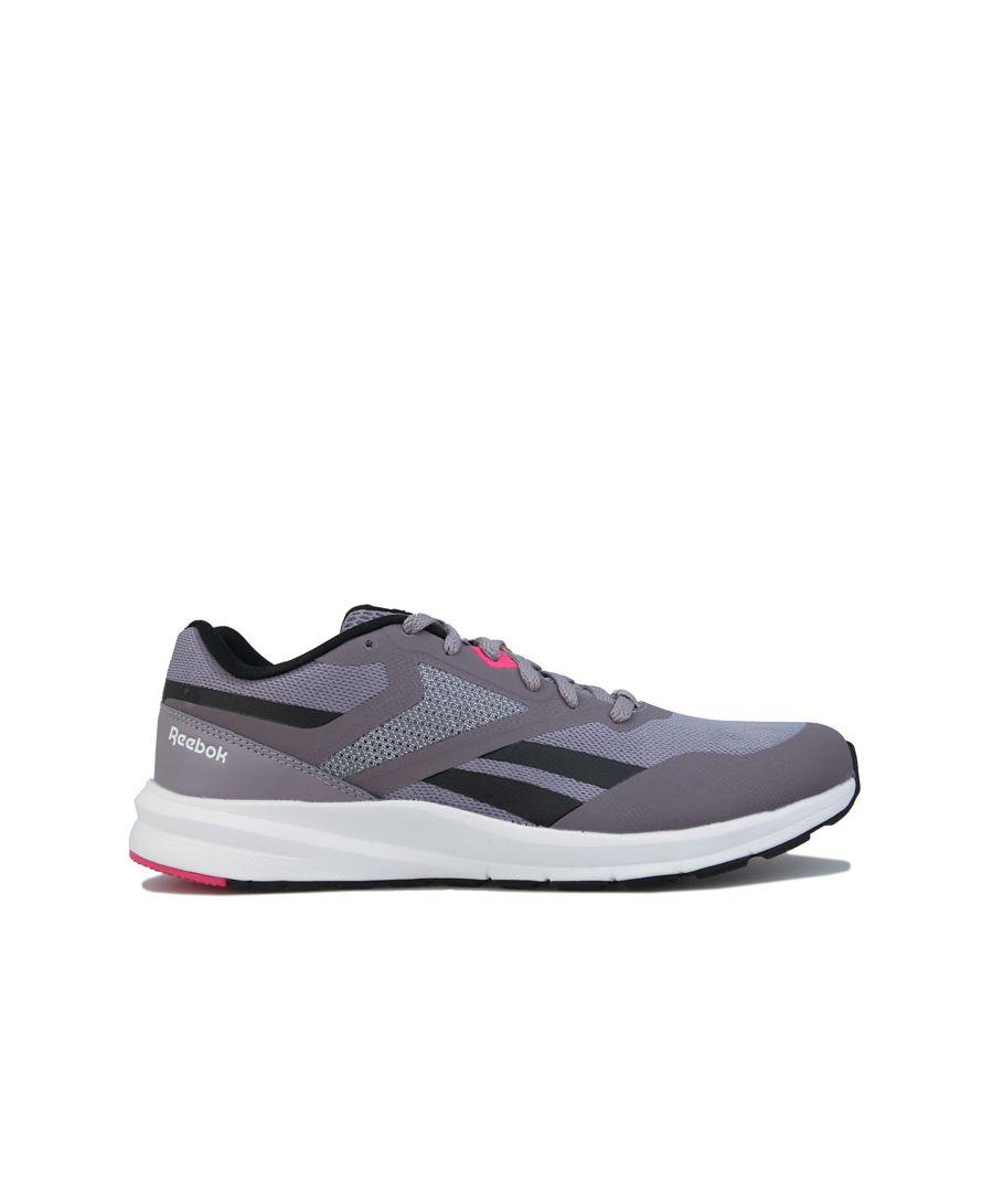Image for Women's Reebok Runner 4.0 Running Shoes in Grey