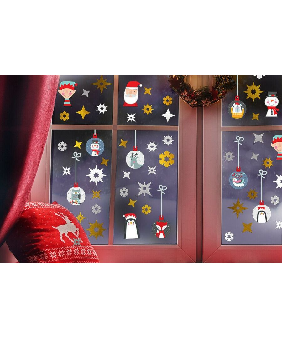 Image for WS33252827 - Golden and Silver Snowflakes Christmas Friends WS3325 + WS3328 + WS3327
