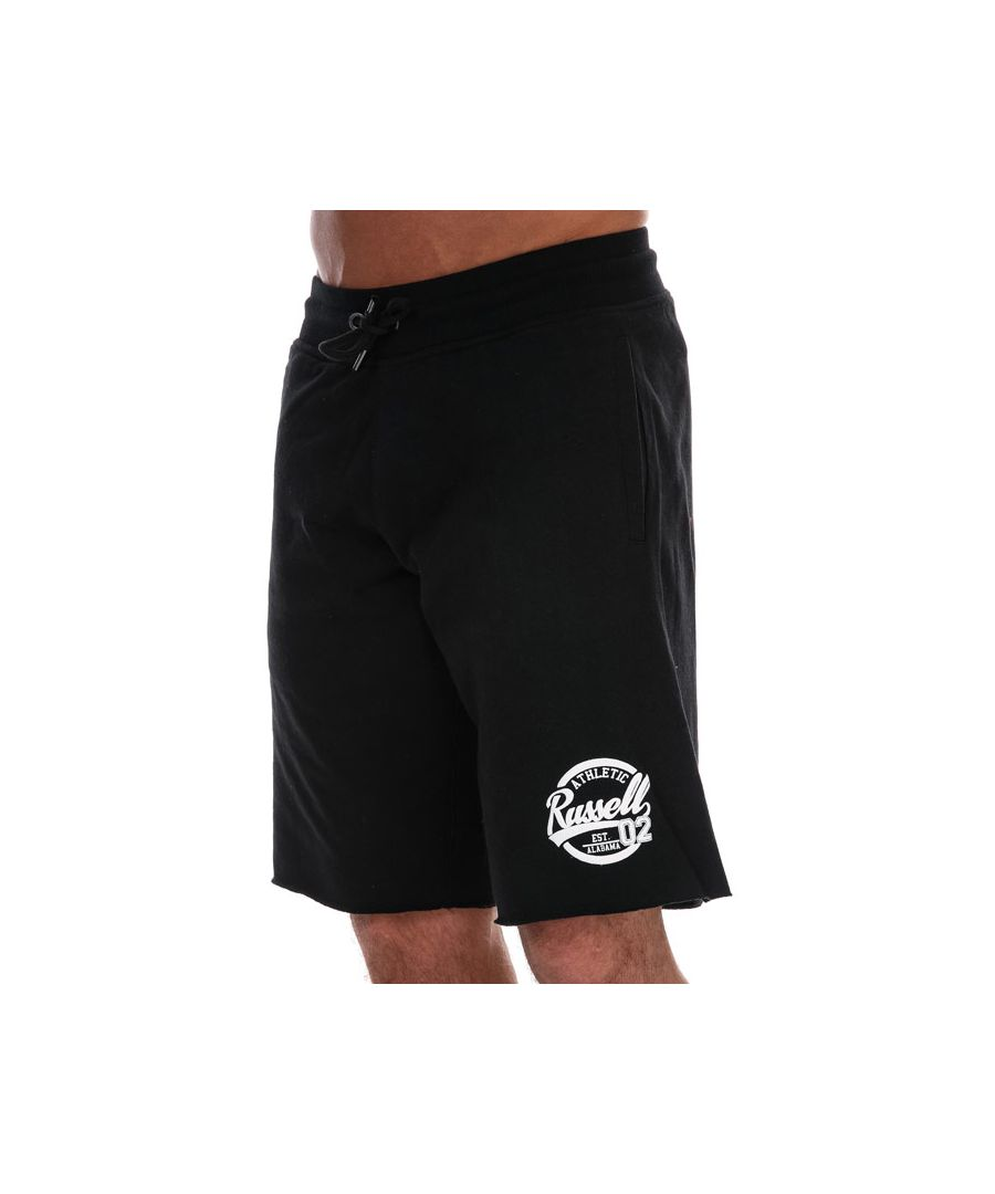 Image for Men's Russell Athletic Shorts in Black