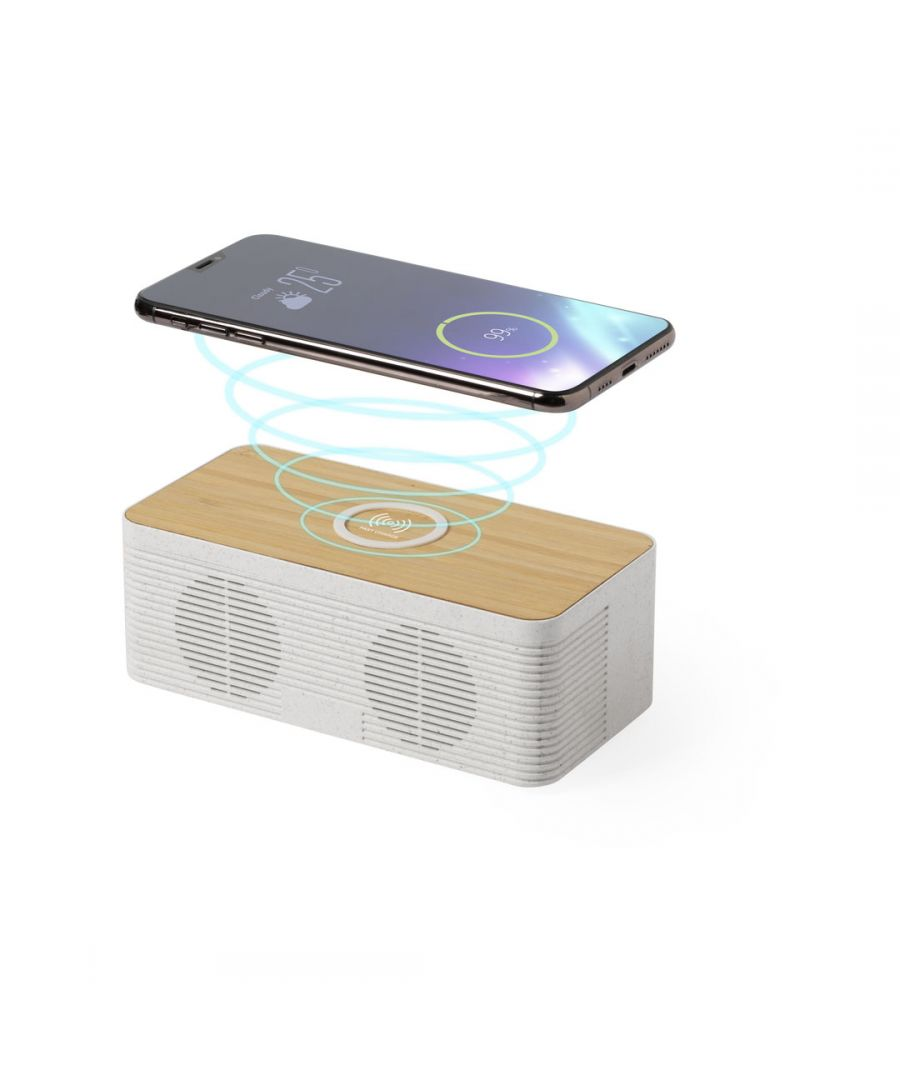 Image for Wireless charger with Speaker Smartek SMTK-6546