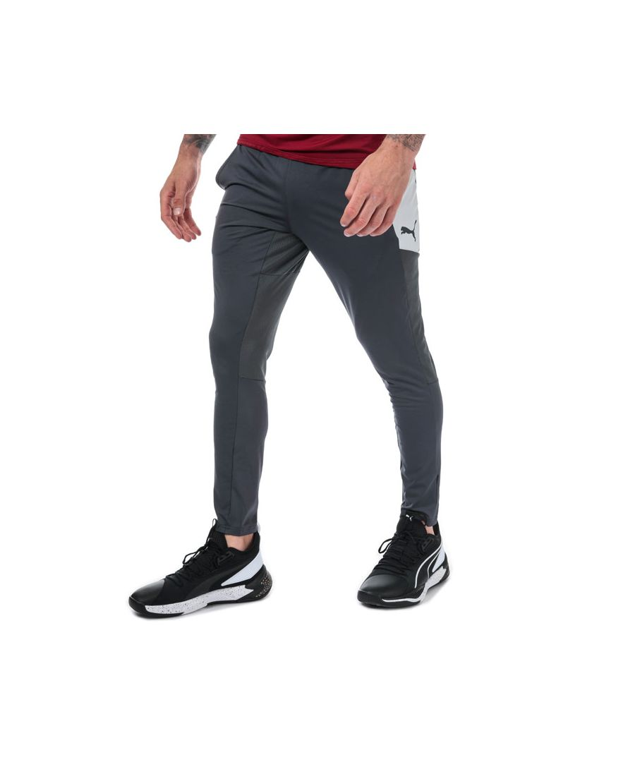 Image for Men's Puma ftblNXT Pant Track Pants in Grey White