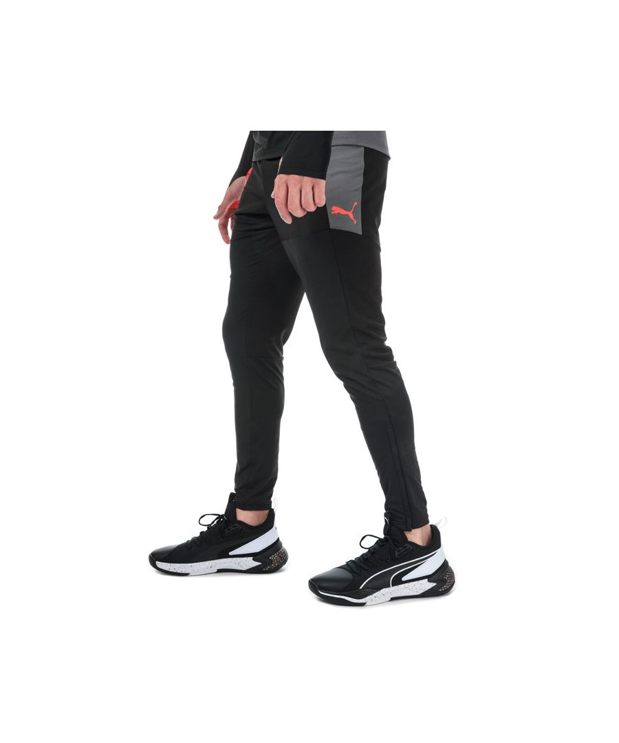 Image for Men's Puma ftblNXT Pro Track Pants in Black Grey