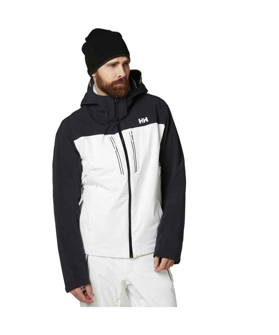 Image for Helly Hansen Mens Signal Insulated Waterproof Ski Jacket