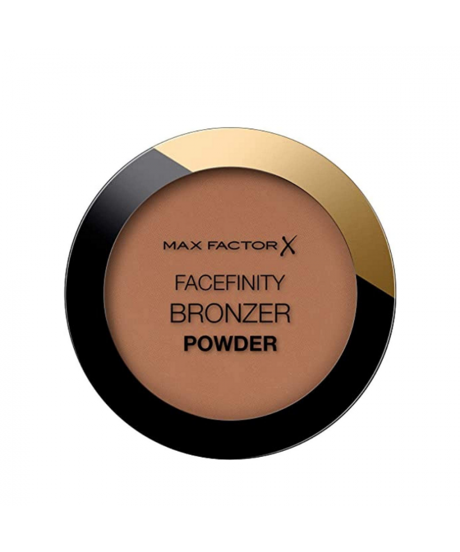 Image for Max Factor Facefinity Bronzer Powder Sealed - 002 Warm Tan