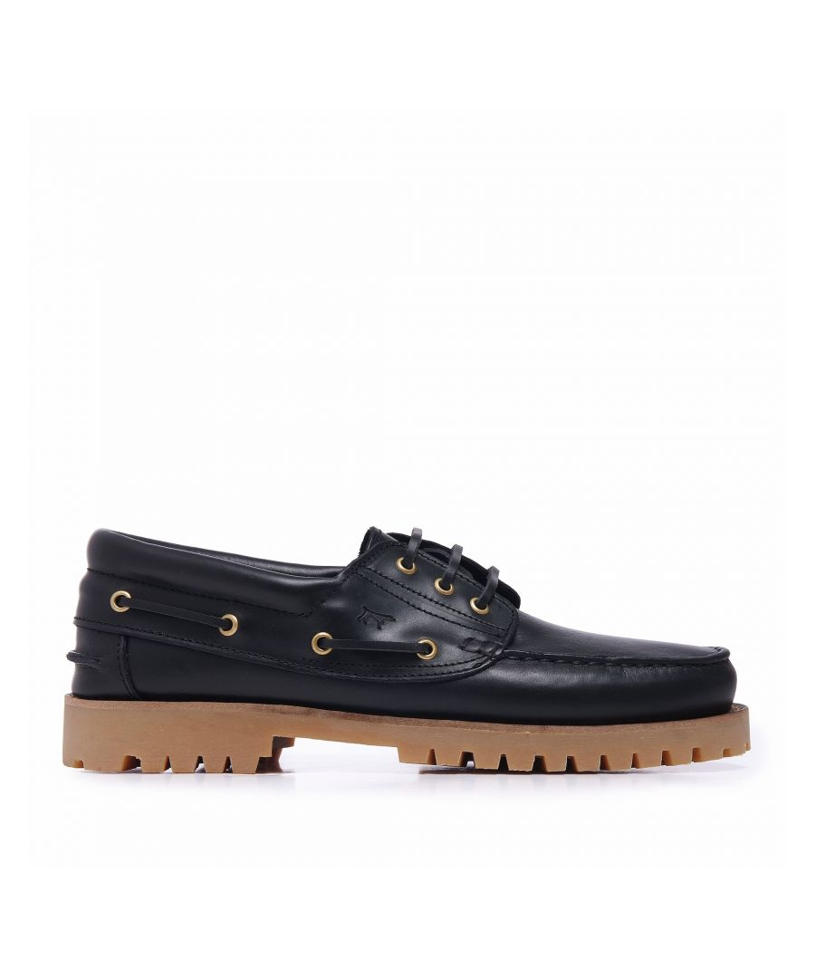 Image for Lace up boat shoes for Men Castellanisimos