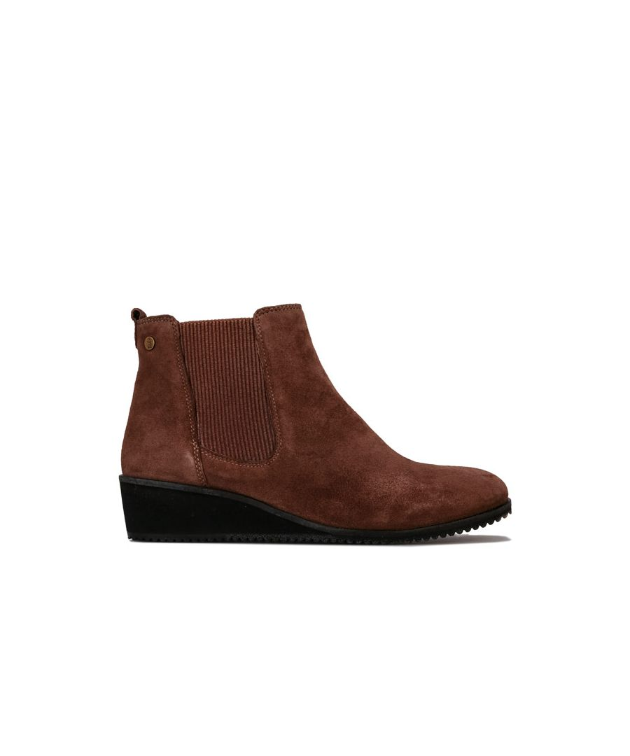 Image for Women's Hush Puppies Colette Boots in Brown