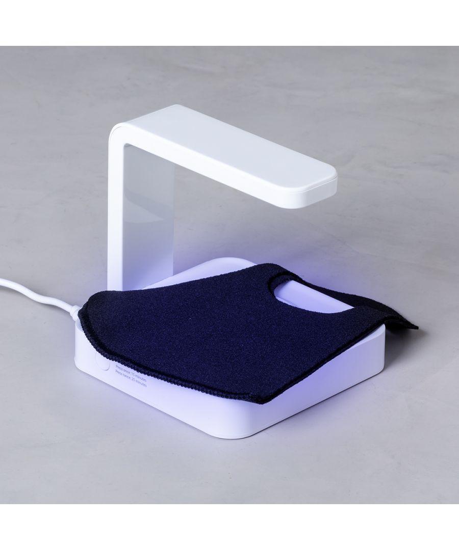 Image for Ultraviolet light sterilizer lamp Smartek SMTK-6671