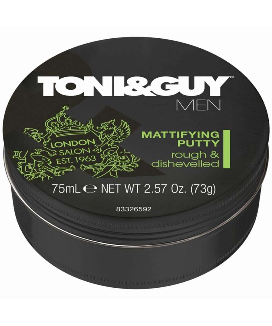 Image for Toni & Guy Mattifying Putty 75ml