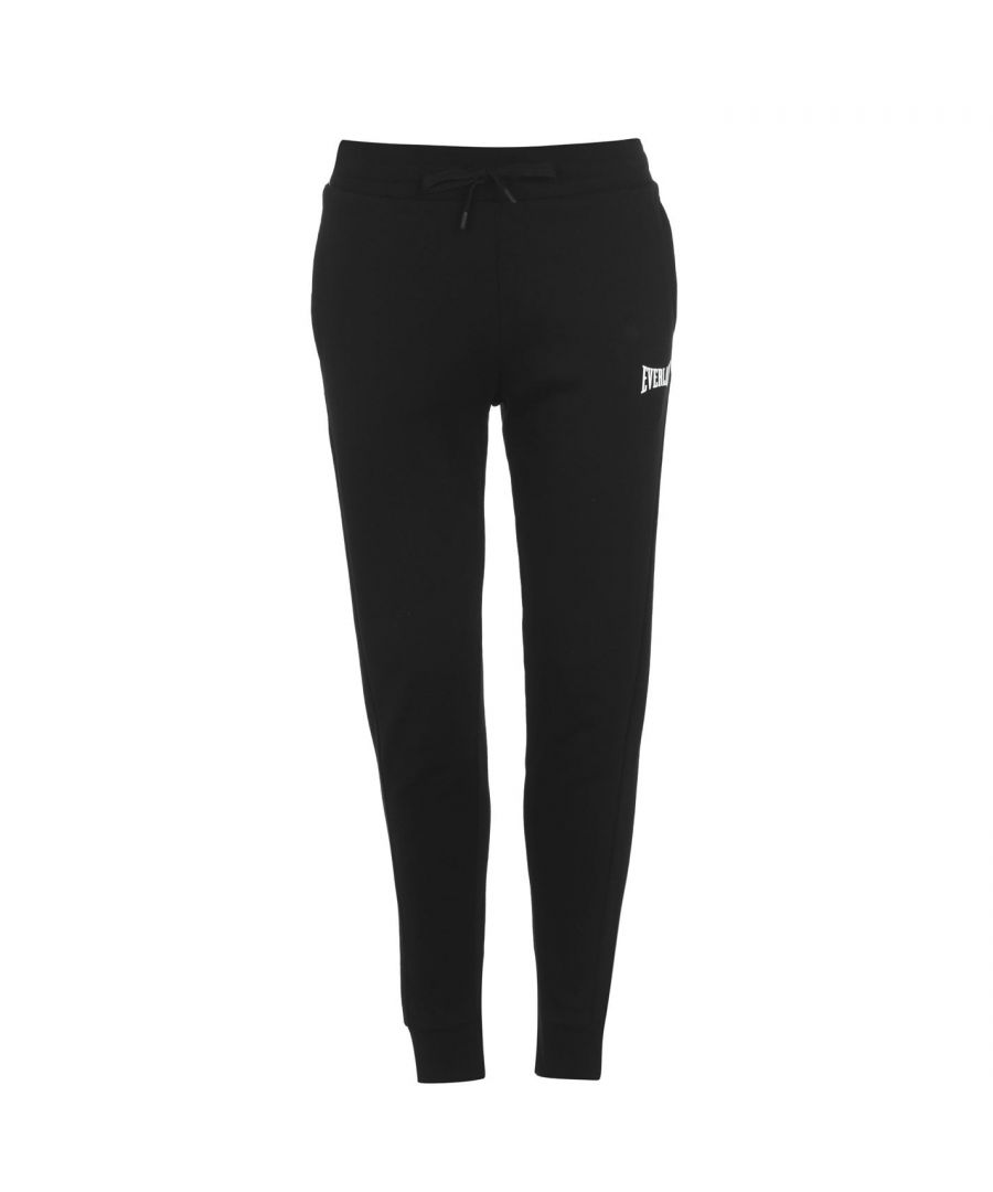Image for Everlast Womens Jogging Trousers Bottoms Pants Breathable Soft Material