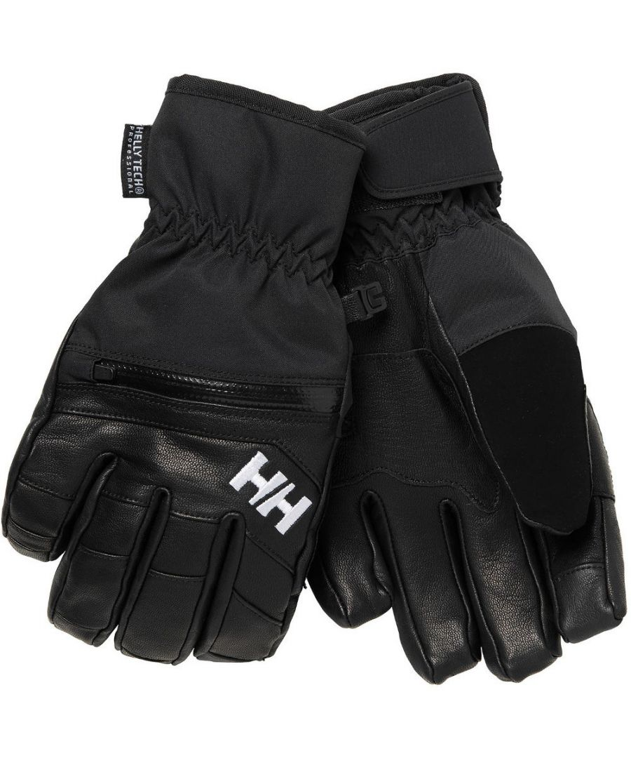 Image for Helly Hansen Womens Alphelia Warm HT Winter Ski Gloves
