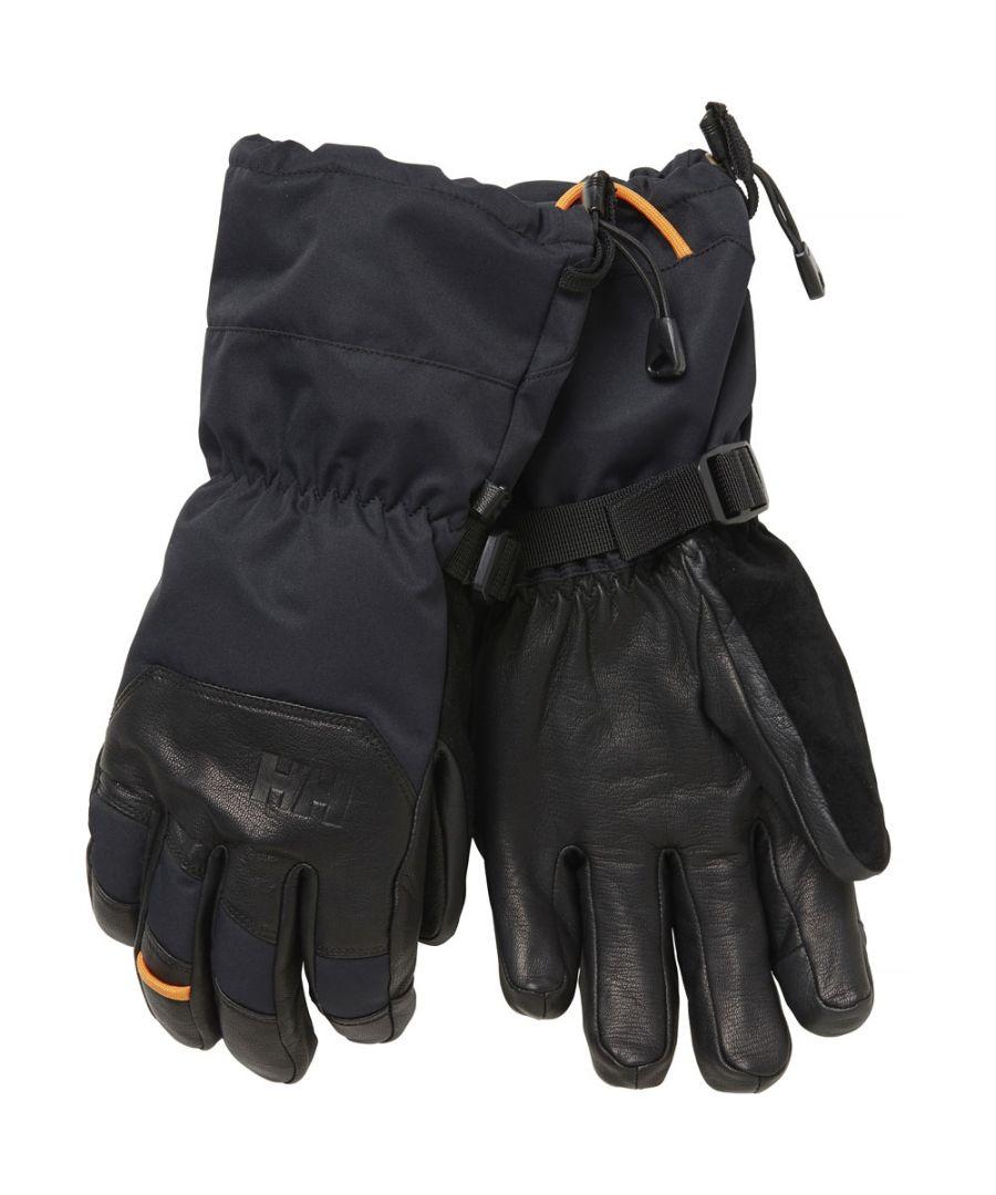 Image for Helly Hansen Mens Ullr Sogn HT Touch Screen Ski Gloves