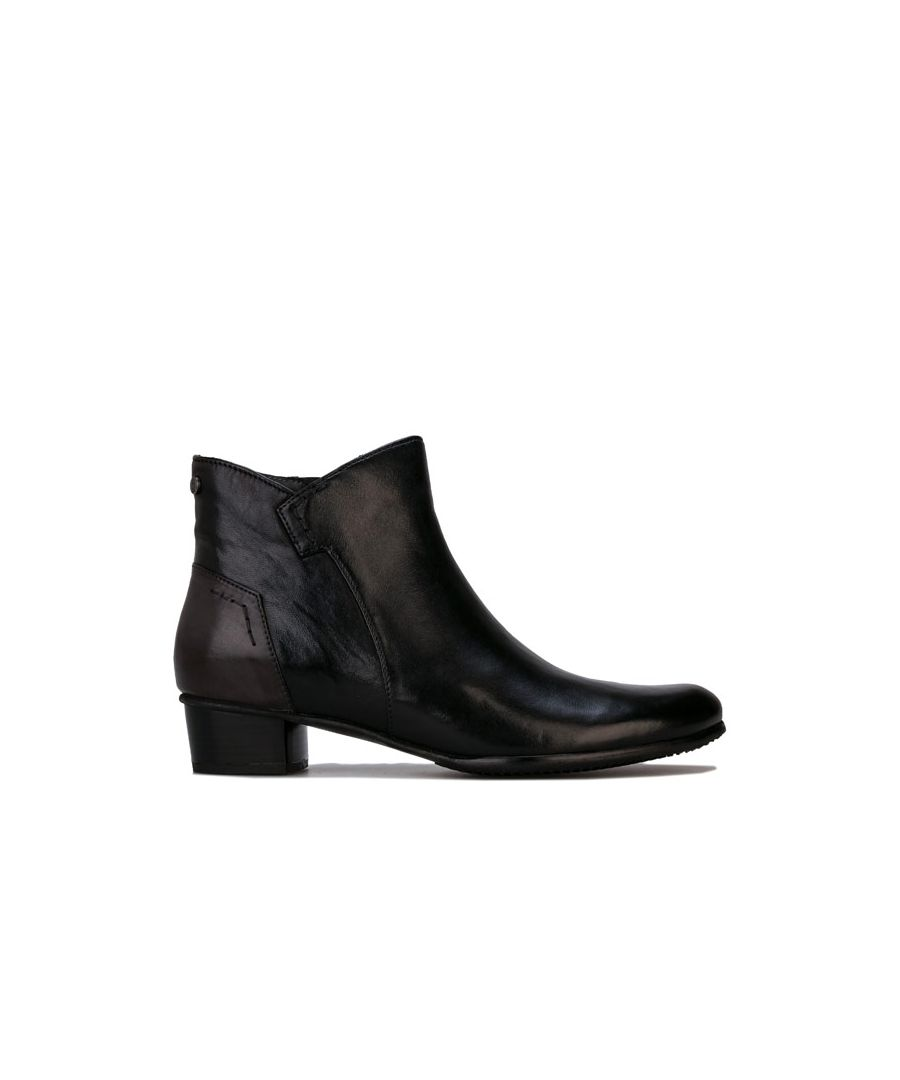 Image for Women's Hush Puppies Sarah Dress Boots in Black